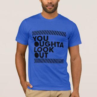 YOLO w/ Caution T-Shirt