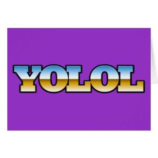 YOLOL CARD