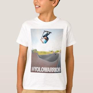 YOLOWARRIOR - Flair T-Shirt