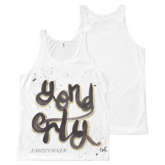 Yonderly All-Over-Print Tank Top