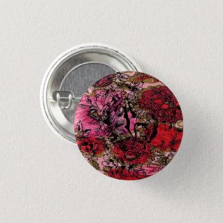Yoni Garden 1 Inch Round Button