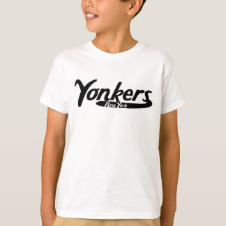 Yonkers New York Vintage Logo T-Shirt