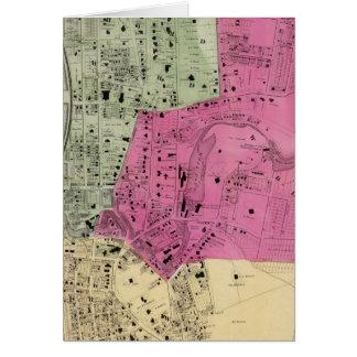 Yonkers, NY Atlas Card