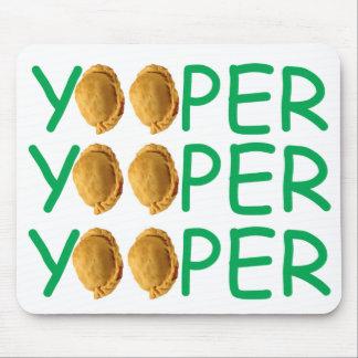 Yooper   Pasty Mousepad