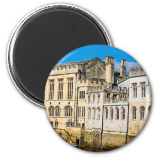 York City Guildhall river Ouse 2 Inch Round Magnet