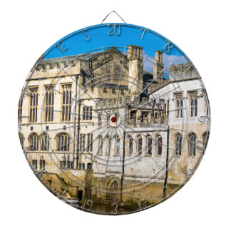 York City Guildhall river Ouse Dartboard