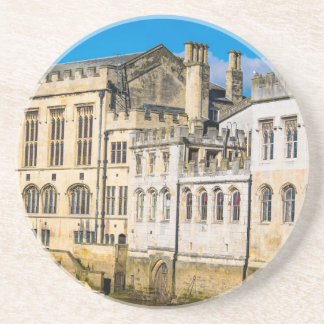 York City Guildhall river Ouse Drink Coaster