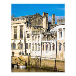 York City Guildhall river Ouse Letterhead