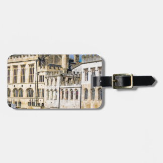 York City Guildhall river Ouse Luggage Tag