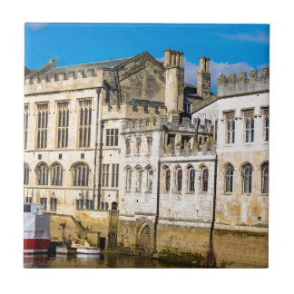 York City Guildhall river Ouse Tile