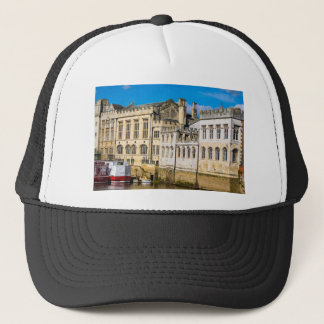 York City Guildhall river Ouse Trucker Hat