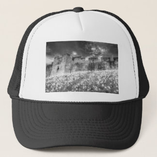 York City Walls Infrared Trucker Hat