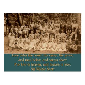 York County Camp Meeting Postcard