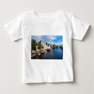 York Guildhall and river Ouse Baby T-Shirt