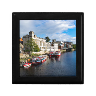 York Guildhall and river Ouse Gift Box