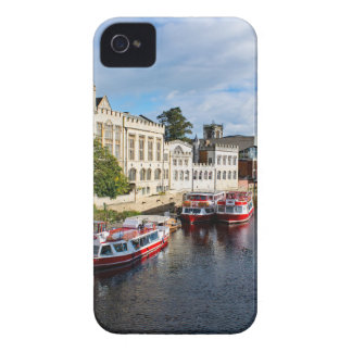 York Guildhall and river Ouse iPhone 4 Cover