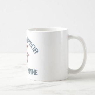 York Harbor - Maine. Coffee Mug