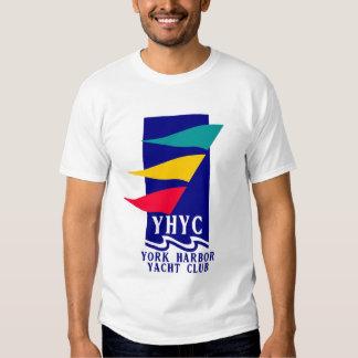 York Harbor Yacht Club T Shirt