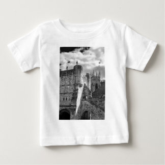 York Minster and Bootham Bar Baby T-Shirt