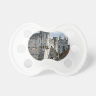 York Minster and Bootham Bar Pacifiers
