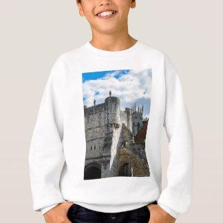York Minster and Bootham Bar Sweatshirt