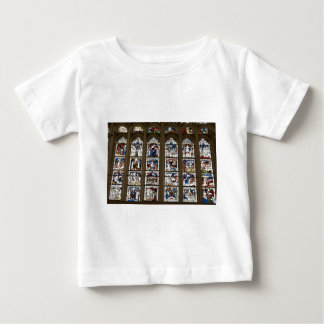 York Minster Great East Window. Baby T-Shirt