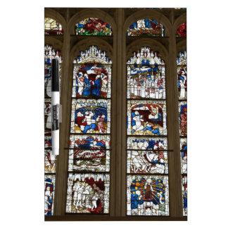 York Minster Great East Window. Dry-Erase Whiteboard