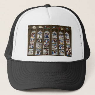 York Minster Great East Window. Trucker Hat