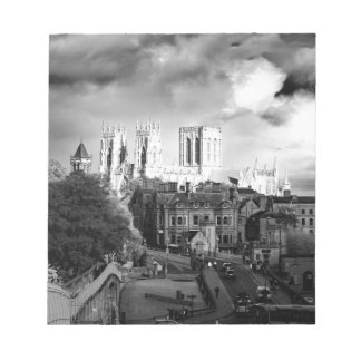 York Minster in the Sun Notepad