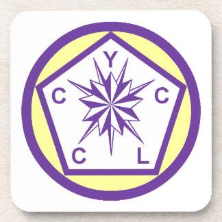 York Rite Sovereign College Coaster