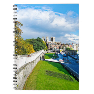 York Walls and Minster Notebook