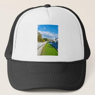 York Walls and Minster Trucker Hat
