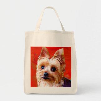 Yorkie 2 - Fergie Tote Bag