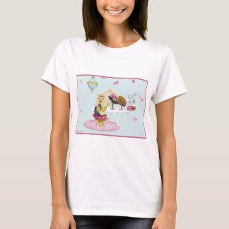 Yorkie Boudoir T-Shirt