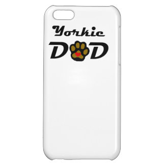 Yorkie Dad iPhone 5C Cover