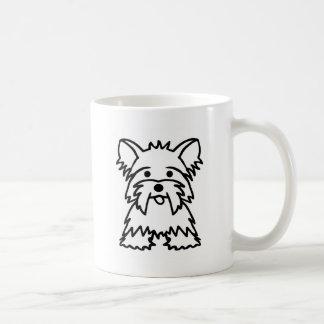 Yorkie Dog mug