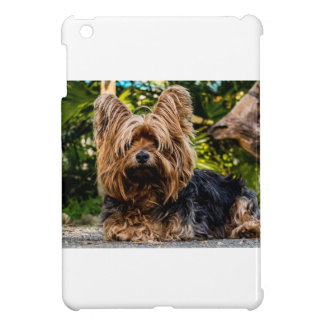 Yorkie ipad case