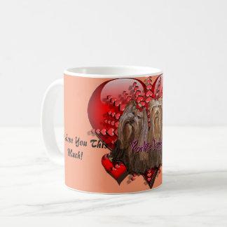 Yorkie Love Collection Coffee Mug