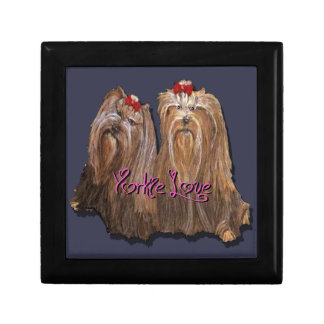 Yorkie Love Collection Gift Box