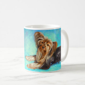 """Yorkie Love!"" dog - Coffee Mug"