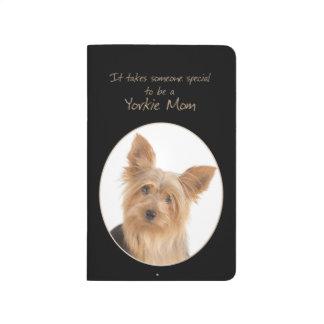 Yorkie Mom Pocket Journal
