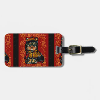 Yorkie Poo, Dog of the Year 2018! Luggage Tag