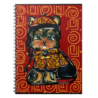 Yorkie Poo, Dog of the Year 2018! Spiral Notebook