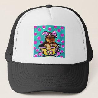 Yorkie Poo Easter Trucker Hat