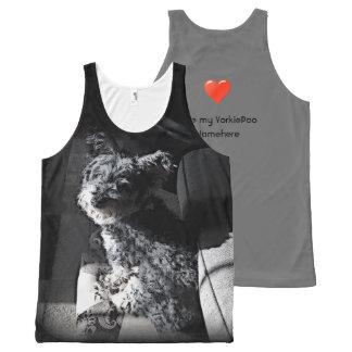 Yorkie Poo Love! Add Your Dog's Name! Yorkiepoo