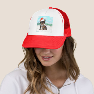 Yorkie Poo Trucker Hat