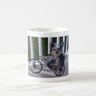 Yorkie Puppy Coffee Mug