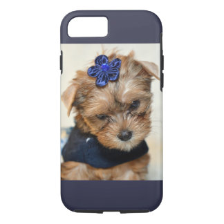 Yorkie Puppy I phone cover