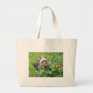 Yorkie Shopping Bag