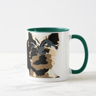 Yorkie Style Mug